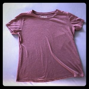 Mudd purple/ red t-shirt